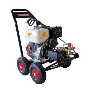 MECLEAN PETROLJET 250/15 Koudwater Hogedrukreiniger Benzinemotor - V-Pro Power Equipment