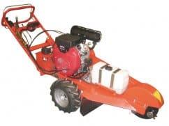 Caravaggi Zelfrijdende stronkenfrees met motor Honda GX690 OHV - V-Pro Power Equipment