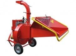 Caravaggi Hakselaar BIO 230 voor aftakas traktor – √∏ 12 cm - V-Pro Power Equipment
