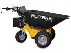 Alitrak Elektrische dumper DT-300 E met 3 wielen en een laadvermogen van 300 kg - V-Pro Power Equipment
