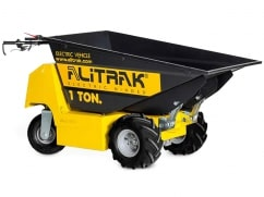 Alitrak Elektrische dumper DT-1000 E met 4 wielen en een laadvermogen van 1.000 kg - V-Pro Power Equipment