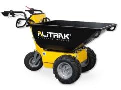 Alitrak Elektrische dumper MT-500 P met 3 wielen en een laadvermogen van 550 kg - V-Pro Power Equipment