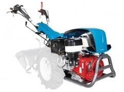 Bertolini Motocultor 413S met motor Honda GX340 OHV – basismachine zonder wielen en bakfrees - V-Pro Power Equipment