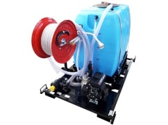 MM Watergeefgroep 500 liter – pompgroep AMB 1″ –  120 l/min - V-Pro Power Equipment