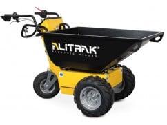 Alitrak Elektrische dumper MT-500S met 3 wielen en een laadvermogen van 550 kg - V-Pro Power Equipment